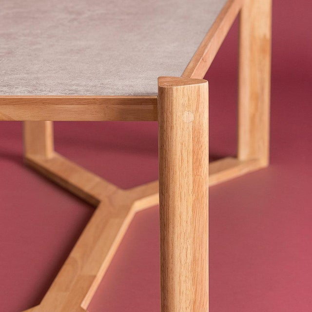 Modern Ebb and Flow May Coffee Table For Sale - Image 3 of 5