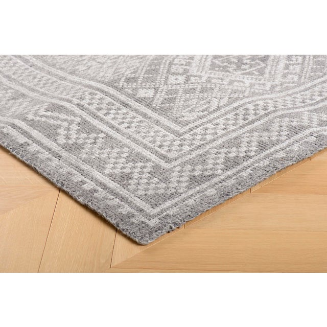 Contemporary Stark Studio Rugs Contemporary Piper Wool Rug - 6′1″ × 8′11″ For Sale - Image 3 of 4