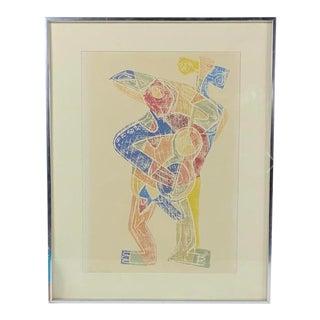 Carol Martin Signed Framed Art For Sale