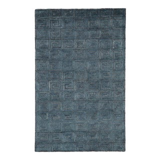 Jaipur Living Harkness Handmade Geometric Area Rug - 2′ × 3′ For Sale