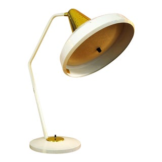 Mid Century Modern Desk Lamp by Swivelier-1950's For Sale