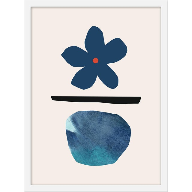 """Medium """"Up From the Ocean Cream"""" Print by Kelly Knaga, 18"""" X 24"""" For Sale"""