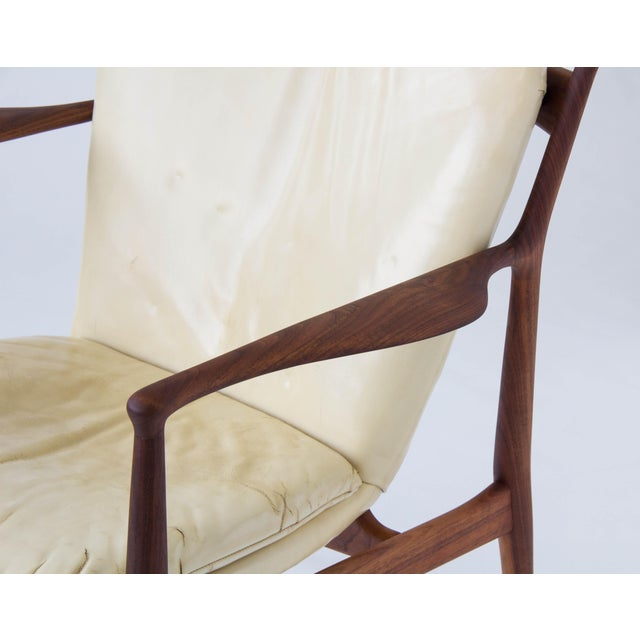 """Finn Juhl """"Delegate"""" Armchair For Sale - Image 10 of 11"""
