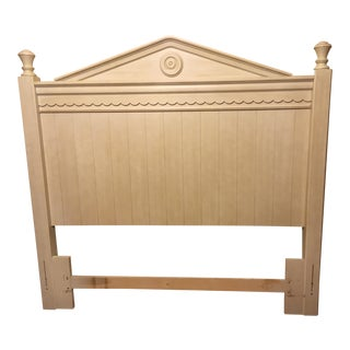 Thomasville Beige Headboard For Sale