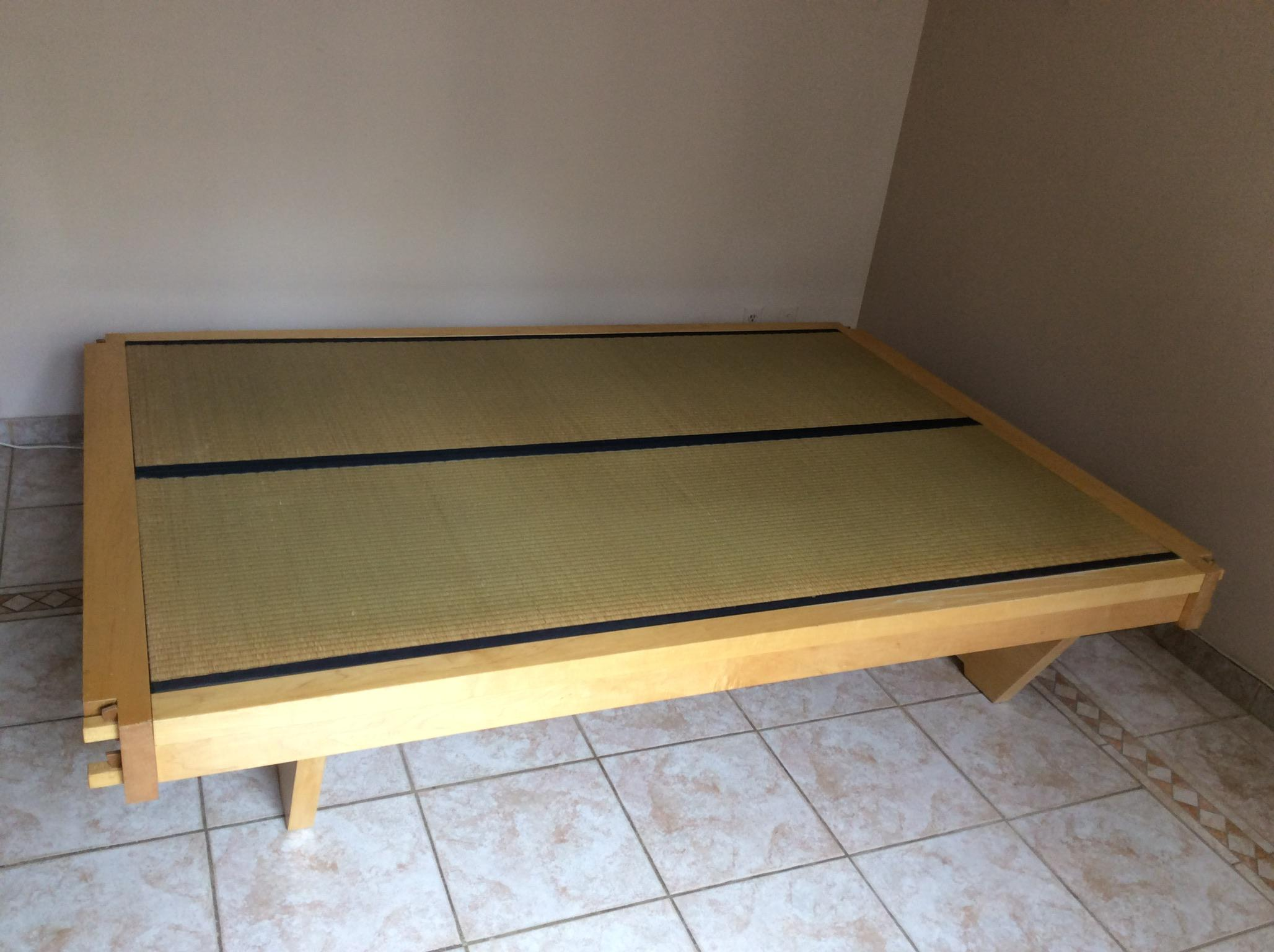 Each Miya Shoji Hand Crafted Tatami Is Unique. This Piece Was Purchased  Approximately 15 Years