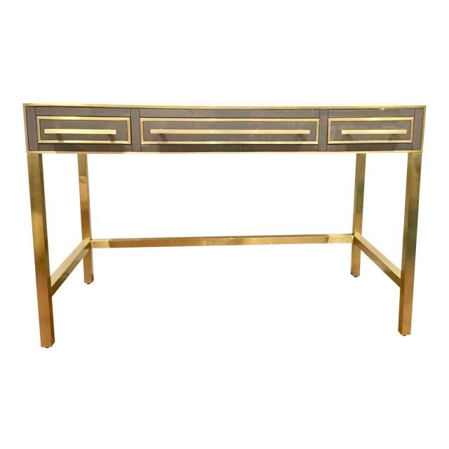 Currey & Co. Arden Desk / Vanity For Sale