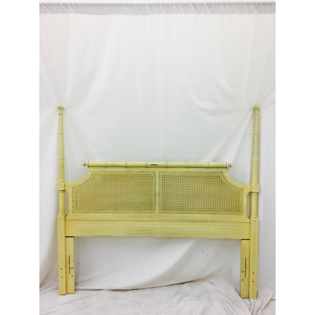 Chinese Chippendale Style Headboard - Image 3 of 7