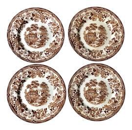 Image of Staffordshire Dinnerware