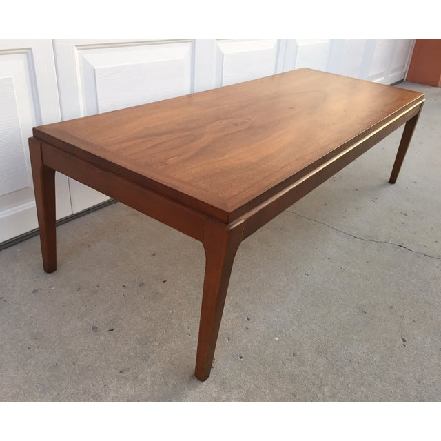 Mid Century Lane Coffee Table - Image 5 of 10