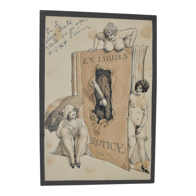 Lew recommend best of art wiccan antique erotica