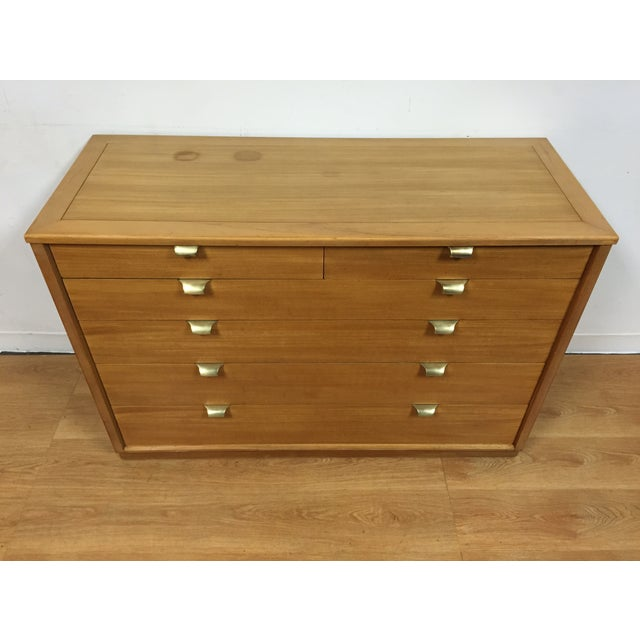 Mid-Century Modern Edward Wormley for Drexel Mid-Century Dresser For Sale - Image 3 of 11