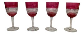Image of Raspberry Red Glasses