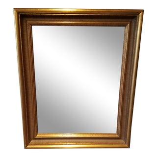 Antique Gilded Mirror from Devon UK For Sale
