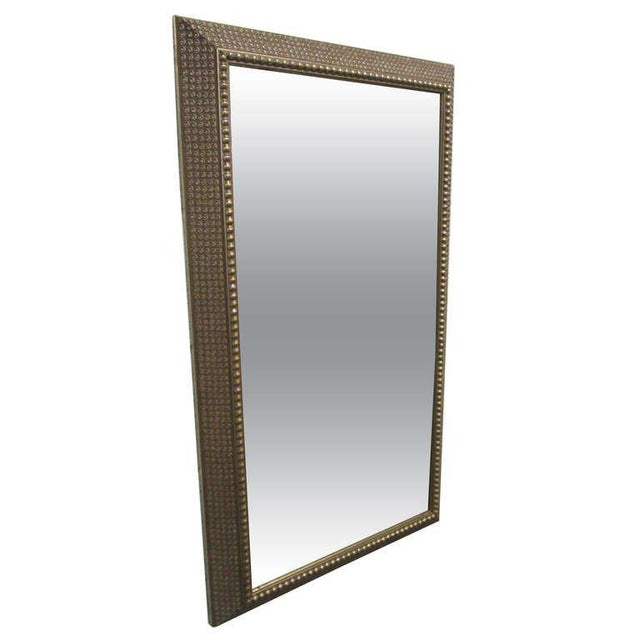 Decorative Gold Gilt Mirror - Image 3 of 3