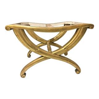 Poirette Bench Frame For Sale