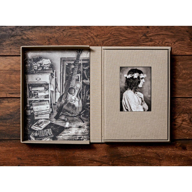 """Contemporary """"Patti Smith"""" by Lynn Goldsmith Photography Collection Autographed Collector's Edition For Sale - Image 3 of 8"""