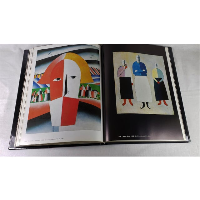 """Paper """"Malevich - Artist and Theoritician"""" Coffee Table Art Book For Sale - Image 7 of 8"""