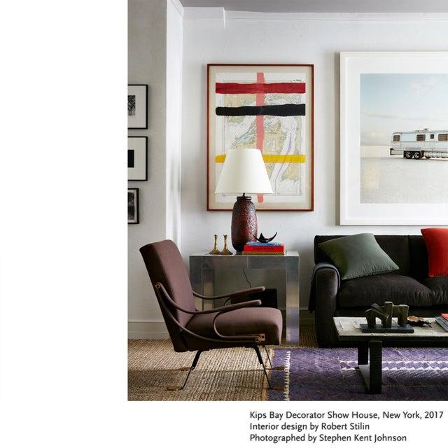 FJ Hakimian Swedish Pile & Flat Weave Rug by Barbro Nilsson- 7′2″ × 10′ For Sale - Image 4 of 5