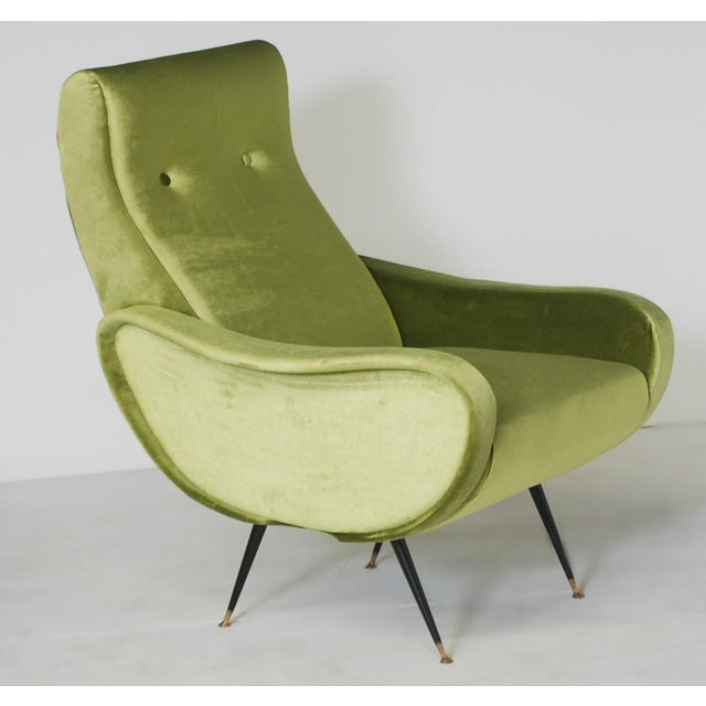 Marco Zanuso Style Mid-Century Lady Chairs - A Pair - Image 3 of 6