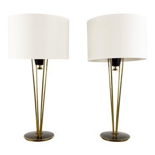 Gerald Thurston for Stiffel Table Lamps - a Pair