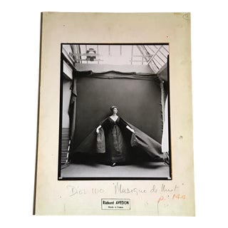 France, Richard Avedon, Quadratone Photographs Harpers Bazaar Prints Hc Book For Sale