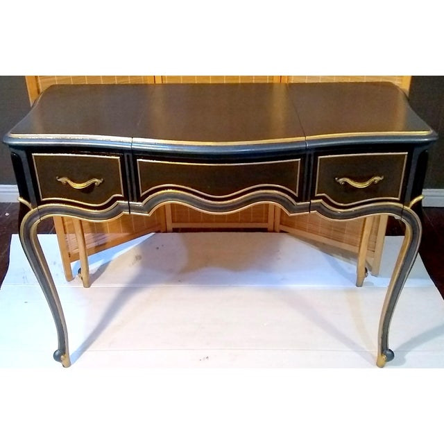 Drexel Touraine French Provincial Vanity Desk - Image 2 of 11