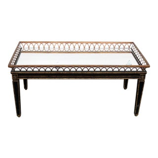 Directoire Style Coffee Table For Sale
