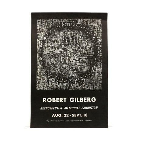 1970s Modern Art Print by Robert Gilberg - Image 1 of 5
