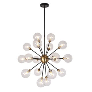 Glass Bubbles Chandelier For Sale