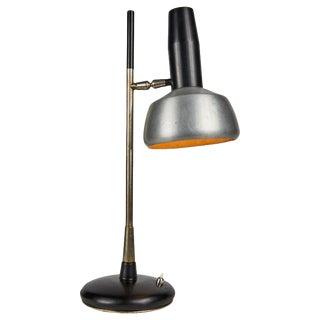 1960s Oscar Torlasco Desk Lamp for Lumi For Sale