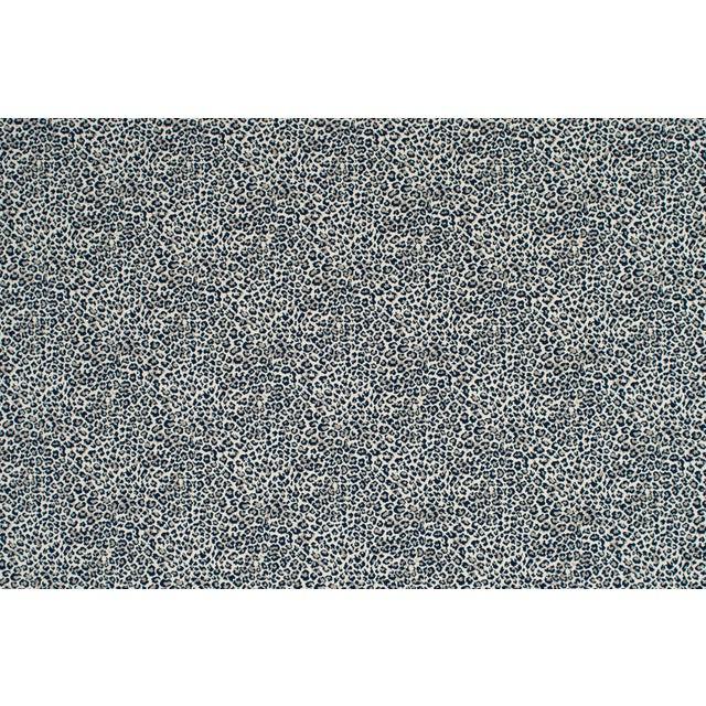 "Contemporary Stark Studio Rugs, Wildlife, Cobalt, 2'6"" X 12' For Sale - Image 3 of 8"