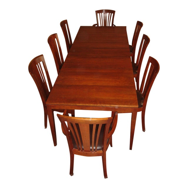 Incredible Stickley Metropolitan Dining Table Chairs Alphanode Cool Chair Designs And Ideas Alphanodeonline