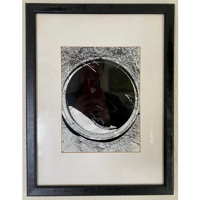 1970s Vintage Industrial Theme Artistic Photograph Signed by T. Bakowski For Sale - Image 4 of 4