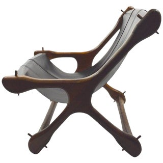 Don Shoemaker Sloucher Lounge Chair For Sale