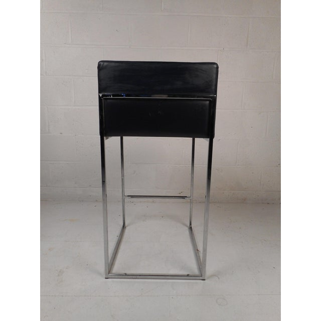 Late 20th Century Set of 3 Italian Stools by Calligaris For Sale - Image 5 of 13
