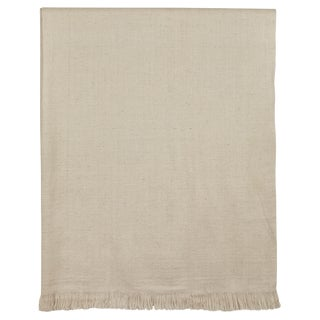 Cashmere Throw / Blanket For Sale