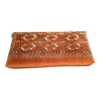Turkmen Wool Floor Cushion
