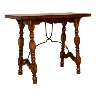 19th Century Spanish Console For Sale