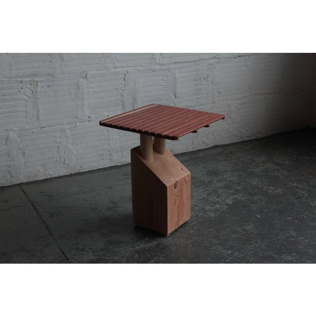 Spencer Staley for the Good Mod Block Side Table For Sale In Portland, OR - Image 6 of 7