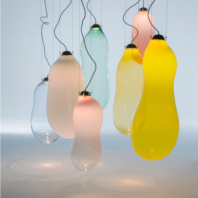 Not Yet Made - Made To Order Big Bubble Pendants, Colored Edition, Alex de Witte For Sale - Image 5 of 13