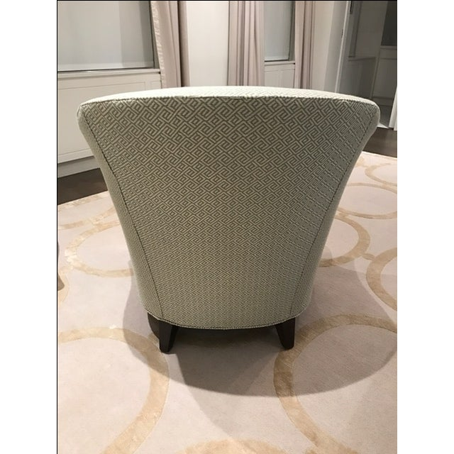Donghia Shell Chairs - A Pair For Sale - Image 4 of 8
