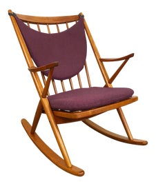 Image of Bramin Møbler Rocking Chairs