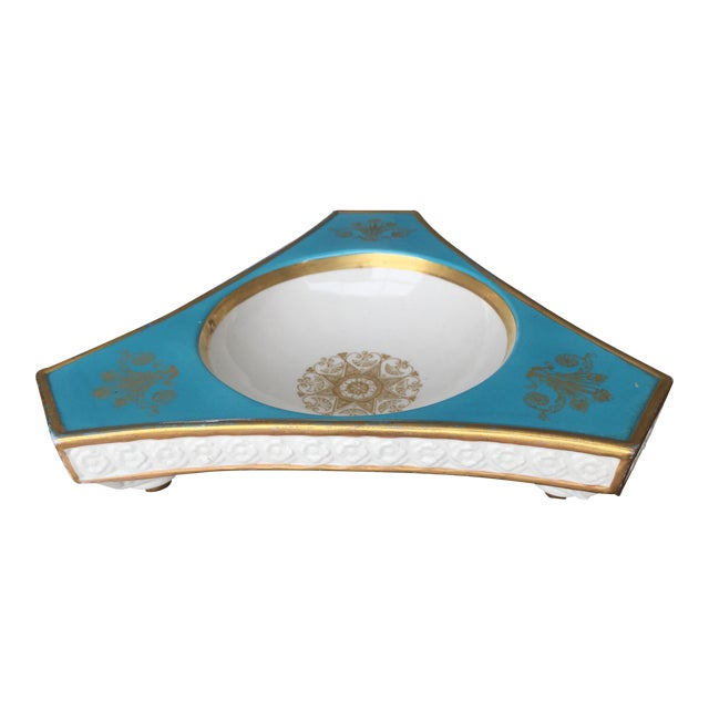 Vintage Mottahedeh Catchall Dish - Image 1 of 10
