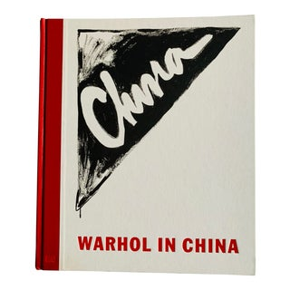 Warhol in China Book For Sale