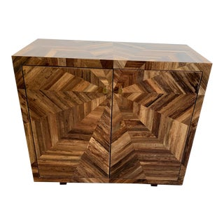 Made Goods Banana Leaf Jada Cabinet For Sale