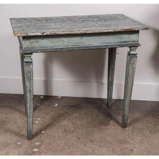 18th Century Italian Painted Table - Image 3 of 7