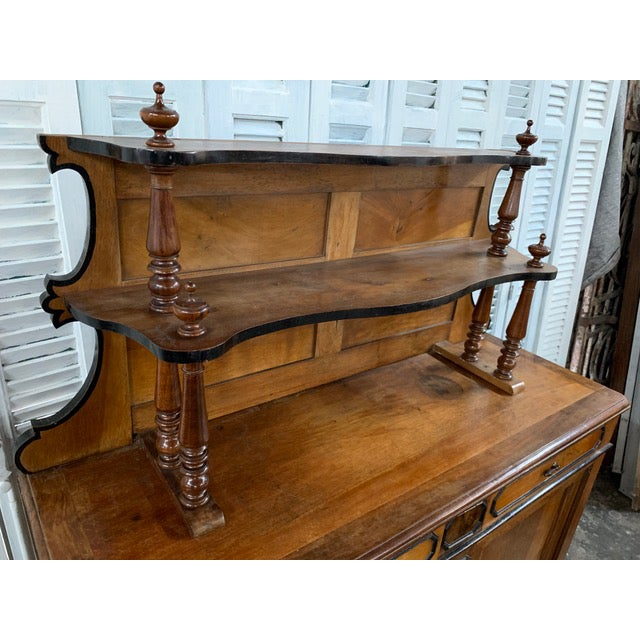 Early 19th Century 19th Century French Country Buffet For Sale - Image 5 of 9