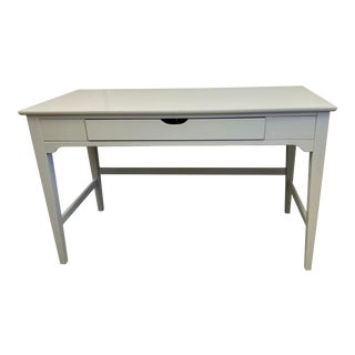 Grey Desk Vanity For Sale