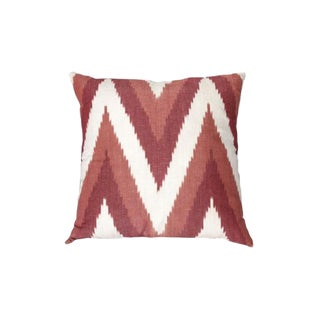 Boho Chic Dirham Pillow - 22ʺw × 22ʺh For Sale