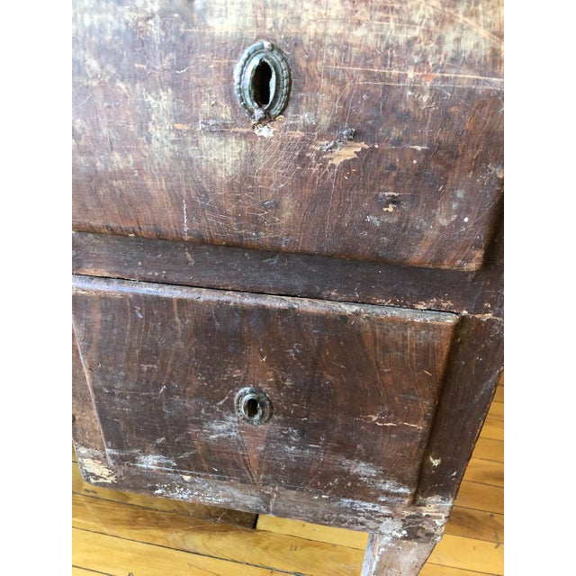 Rustic Tuscan Office Desk For Sale In Kansas City - Image 6 of 11